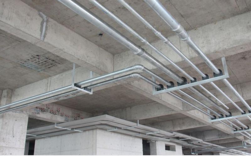 建筑给排水管